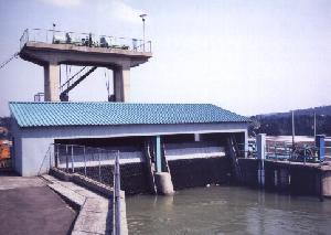 庄東第一P/S 水槽除塵機(富山県企業局)