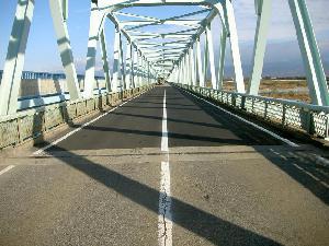 大日橋 路面舗装(富山県)