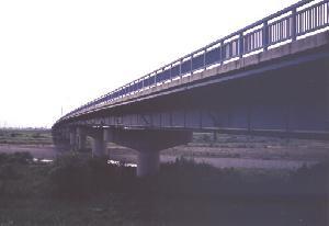 雄峰大橋側道橋(建設省)