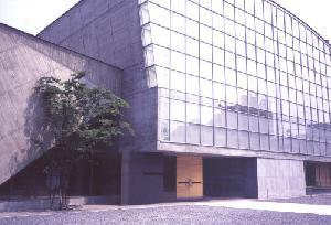 東京キリスト協会(外観)