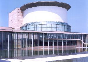 黒部市国際文化センター(外観)